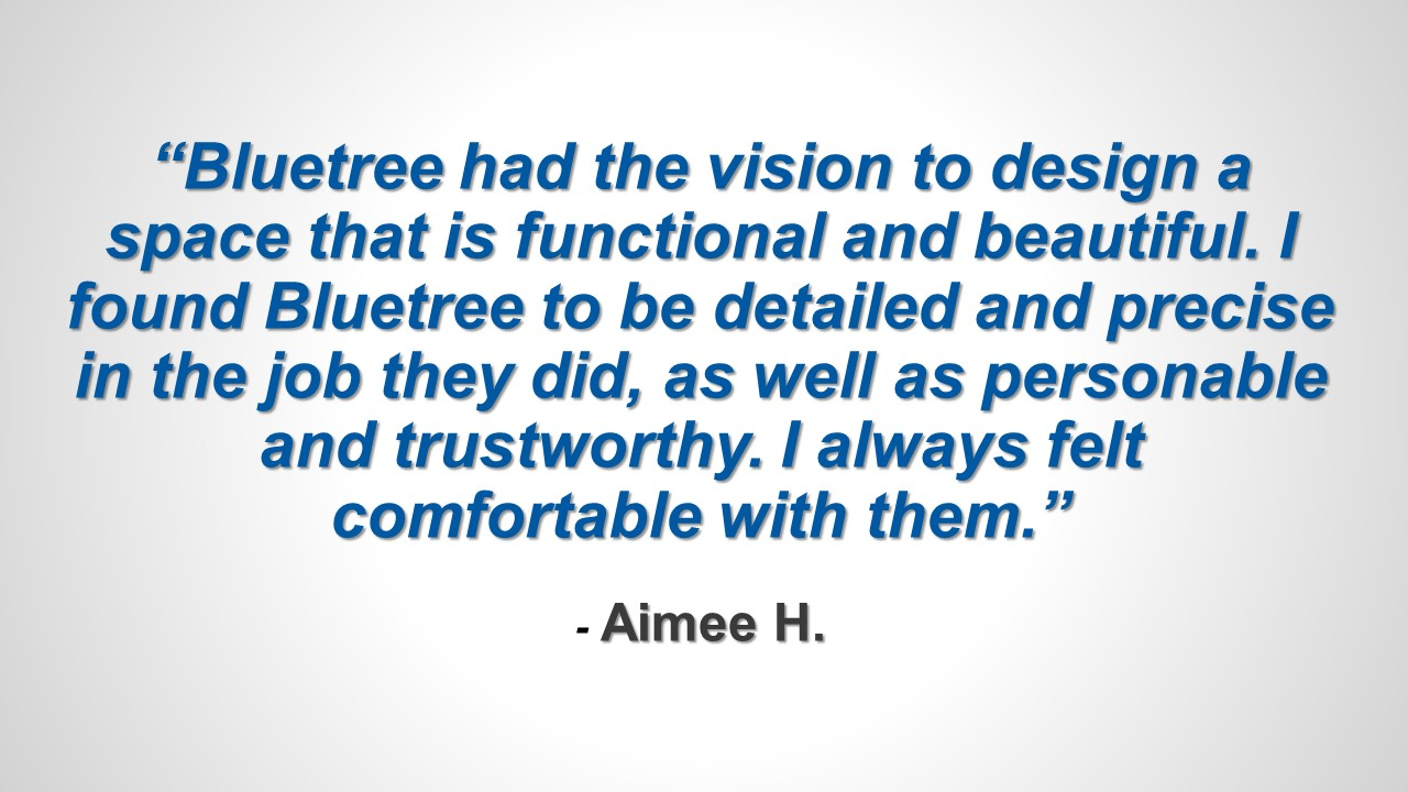 Testimonial - Aimee H