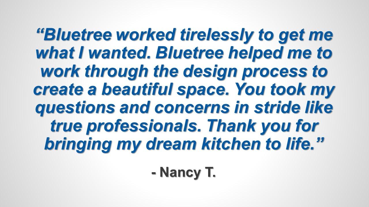 Testimonial - Nancy T