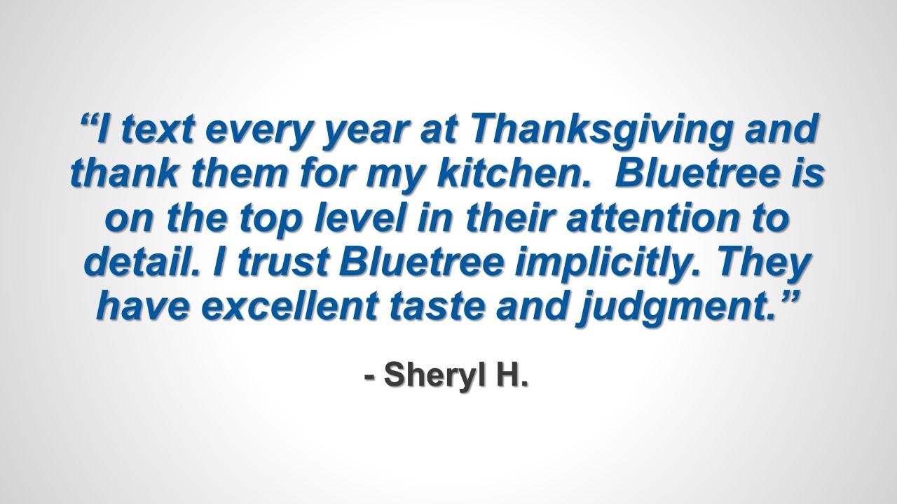 Testimonial - Sheryl H
