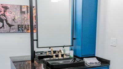 Bathrooms - Bluetree