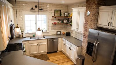 Kitchens - Pickwick Cottage - Bluetree-001