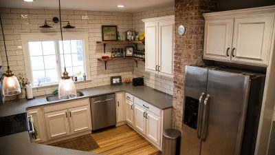 Kitchens - Pickwick Cottage - Bluetree-002